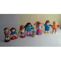 Cabbage Patch Hermosas Figuritas