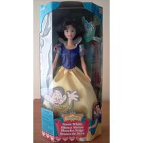 Muñeca Disney Princesa Blancanieves Mattel 2000