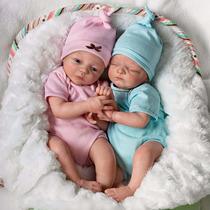 Bebes Reborn Gemelos Hermosos
