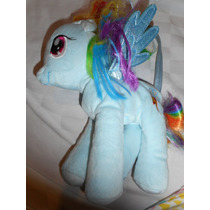Bolsa My Little Pony Rainbow Dash Peluche! 100% Original