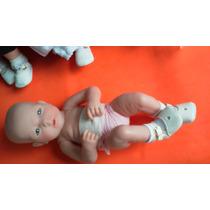 Muñeco Bebé Recién Nacido