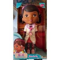 Muñeca Doctora Juguetes.doc Mcstuffins 25 Cm Disney