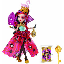 Ever After High Lizzie Hearts, De Mattel- Nueva
