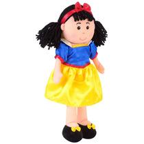 Blancanieves - Fiesta Artesanía Preescolar Rag Doll Kids So