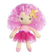 Plush Doll - Aurora Cutie Rizos 10 Adorable Lindo Suave