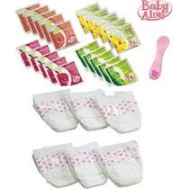 Hasbro Baby Alive Pañales Alimentos Y Accesorios Juice Pack