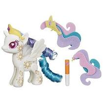 Kit De My Little Pony Pop Cutie Marcos Princesa Celestia Des