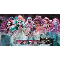 Monster High Embrujadas Vandala, Porter, Spectra, Draculaura