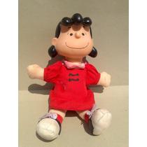 Muñeca Lucy Snoopy Charlie Brown Mcdonalds