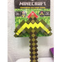 Exclusivas Espada Y Original De Minecraft 2 En 1