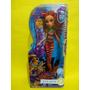 Monster High Sirena Nueva Toralei Gran Arrecife Monstruoso!