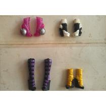 Ropa,zapato Y Accesorios De Monster High