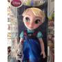 Elsa De La Película Frozen Disney Store Animators Collection