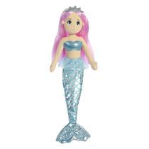 Sirena Peluche - Aurora Mar Sparkles 18 Adorable