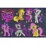 My Little Pony Personajes Cutie Mark Parches Bordados