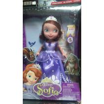 Muñeca Princesa Sofía Mattel