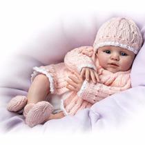 Bebe Reborn Muñeca ... Hermoso Y Muy Real