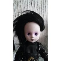 Living Dead Dolls Edward Manos De Tijera Scissorhands