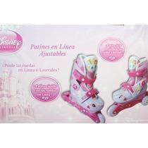 Los Patines De Princesa Ajustables De La Talla 16 A 19