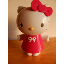Hello Kitty Alcancia De Plastico.