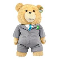 Peluche Oso Ted 2 De Felpa 24