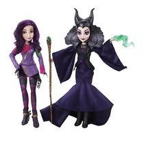 Set Muñecas Malefica Y Su Hija Mal Descendientes Disney