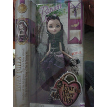 Ever After High 2015. Raven Queen, Hija De La Reina Malvada