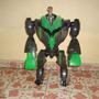 Robot Gigante De Max Steel Lanza Discos 100% Original