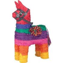 Rainbow Burro Piñata