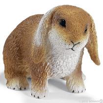 Toy Rabbit - Schleich Mascotas Enano Lop Mentir Juegos De Ro