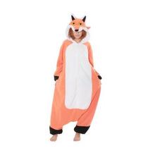 Red Fox Kigurumi - Traje Adulto