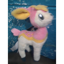 Peluche Pokemon Venado Rosa Deerling 1 Digimon Anime Manga