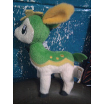 Peluche Pokemon Venado Verde Deerling 2 Digimon Anime Manga