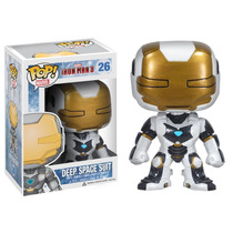 Tb Muñeco Funko Pop Marvel Iron Man Movie 3