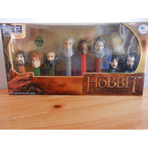 The Hobbit Dispensador De Dulces 8 Personajes