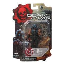 Hot Topic Gears Of War 3 Clayton Carmine Muñeco De Accion