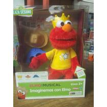 Elmo Vamos A Imaginar Musica ¡¡oferta!!