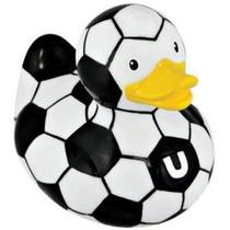 Pato Bud Futbolista Nuevo Decorativo En Caja