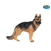 - Toy Pastor Alemán Papo 54004 Detallada Animal Perro