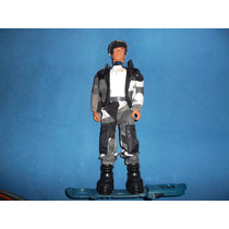 Figuras Max Steel Y Action Man Vintage Del 2000 Y 1998