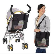 Bolsa De Bebé Con El Doble Uso Hombro O Cochecito