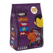 Merienda De Halloween Surtido De Hershey Bolsa 230-conde Bol