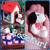Snoopy Amigurumi Tejido A Crochet
