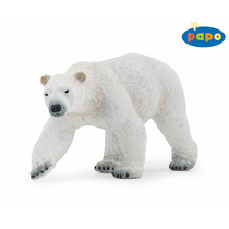 Oso Polar Juguete - Figura Figura Wild Animal Fantasía Acci