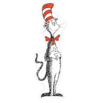 Gato Gigante De Eureka Dr. Seuss En El Sombrero Bulletin Boa