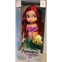 Disney Princesa Sirenita Animadores