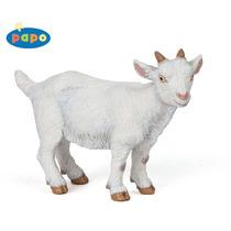 Cabrito Juguete - White Farm Yard Animales Figura Modelo