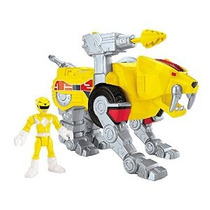 Fisher Price Imaginext Power Rangers Amarillo Guardabosques