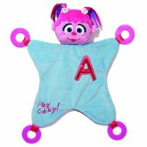 Manta Gund Sesame Street Abby Cadabby Bebé