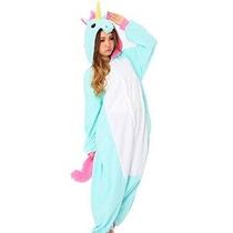 Top Unicornio Animal Adulto Kigurumi Cosplay Costume Pijamas
